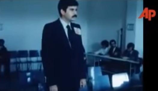 VİDEO | Tarık Akan 12 Eylül faşist darbesinde böyle yargılanmıştı