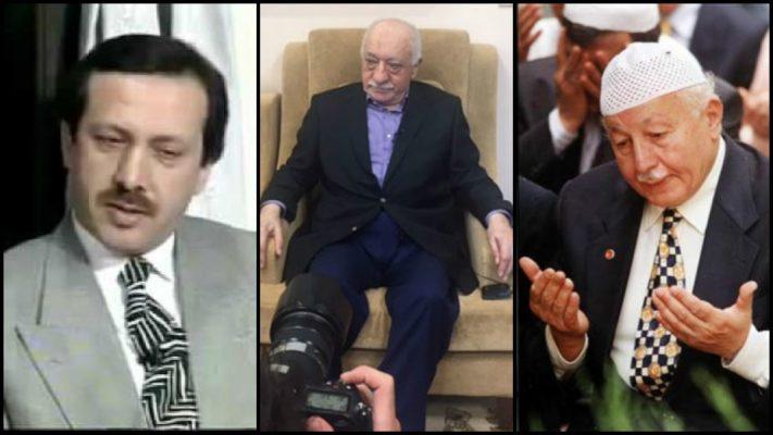 VİDEO | Erdoğan, Erbakan'dan ayrılmadan önce Fethullah Gülen'den icazet almış