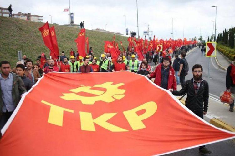 TKH'den açıklama: 'Ne TKP ne de komünist siyaset çocuk oyuncağı değildir!'