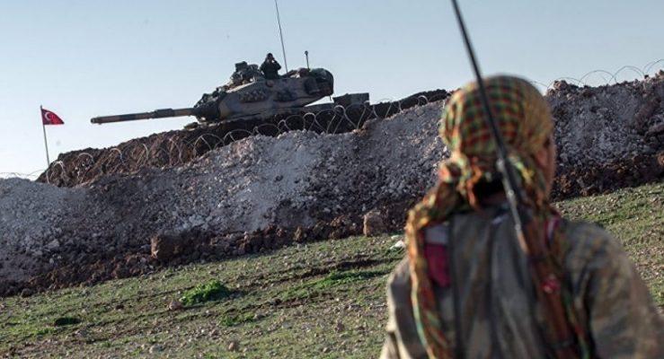 YPG Suriye Ordusu'nun Afrin'e gireceği iddialarını yalanladı