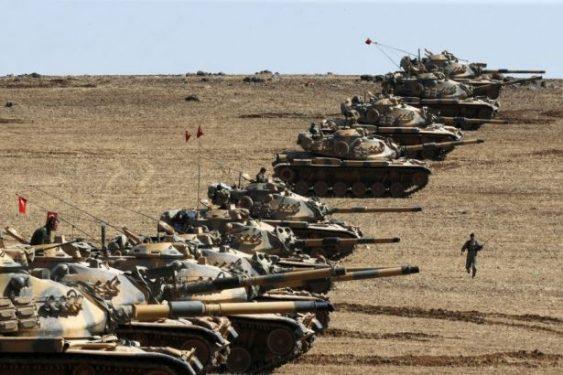 IŞİD 2 Türk tankını vurdu