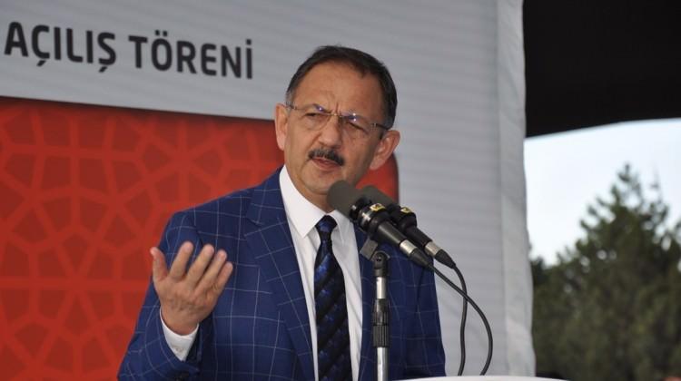 Çevre Bakanı'ndan arşivlik yağma övgüsü: Rant olmadan hayat da olmaz