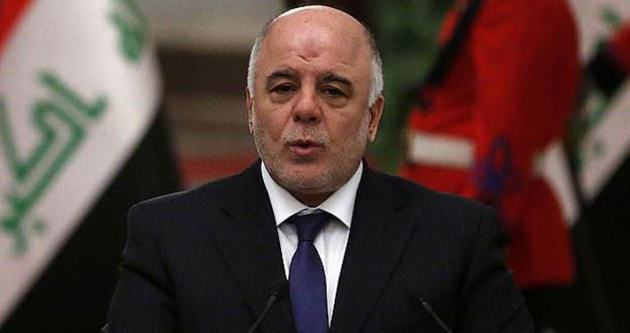 Irak Başbakanı İbadi, operasyonları 24 saat süreyle durdurdu