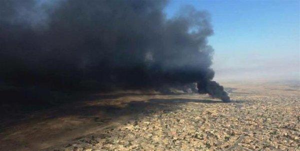 Meteoroloji'den IŞİD'in zehirli gazı için açıklama