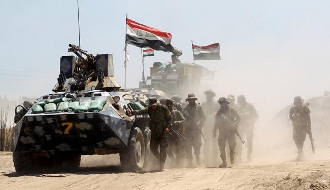 Irak ordusu IŞİD'e operasyon başlattı