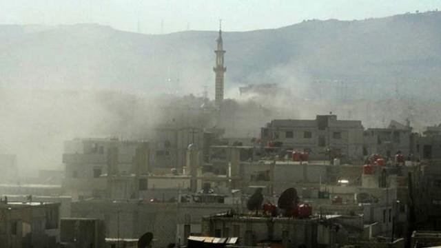 Rusya'nın Şam Büyükelçiliği'ne saldırı
