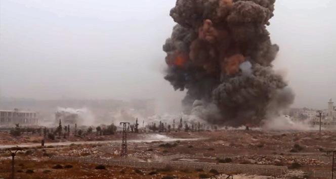 Cihatçılar Halep'in doğu ve batısına saldırıya geçti