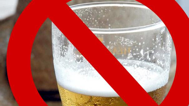 Düzce'de içki yasağı