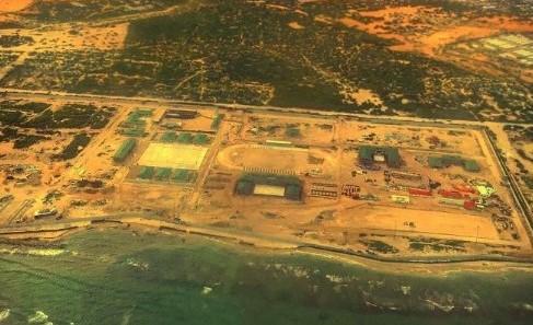 Türkiye'nin yurtdışındaki ilk askeri üssü Somali'de kuruldu