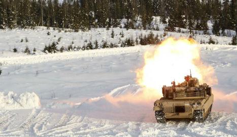 ABD, Rusya'ya karşı Norveç'e yeni üs kuracak