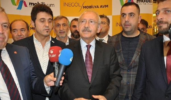 Kılıçdaroğlu'ndan başkanlık konusunda 'politik yanıt': Hele bir gelsin görelim