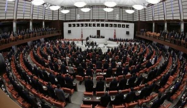 VİDEO | Meclis'te yeni yasama yılı açılışı: CHP ve MHP Erdoğan'ı ayakta karşıladı