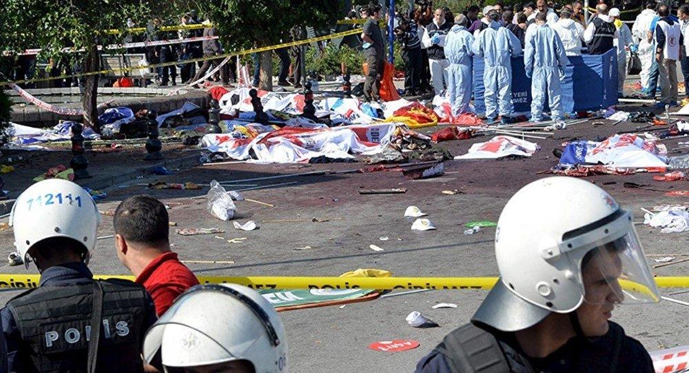 Ankara Gar Katliamı'ndan iki ay önce Emniyet'e gönderilen rapor ortaya çıktı