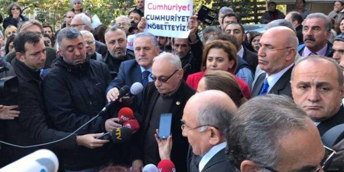 Cumhuriyet'ten açıklama: Her türlü baskıya karşı mücadele edeceğiz