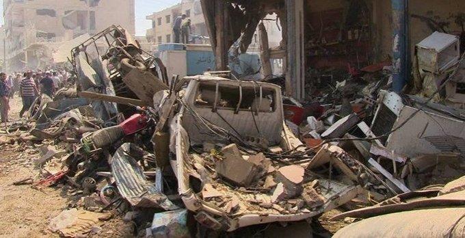 Haseke'de düğüne saldırı: En az 30 kişi yaşamını yitirdi