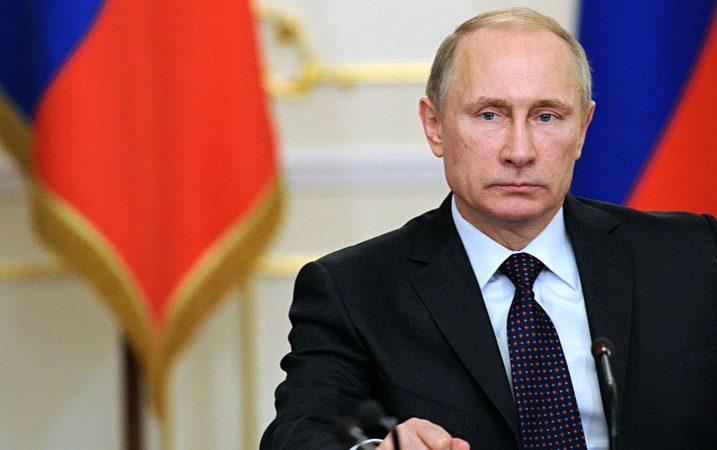 Putin'den açıklama: Suriye'deki durumun sorumlusu ABD ve müttefikleri