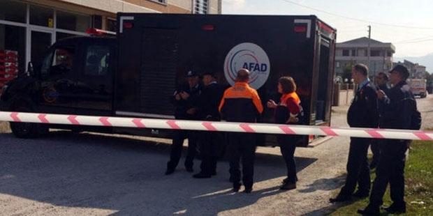 Sakarya'da 10 kişide radyoaktif madde tespit edildi: Acil servise giriş kapatıldı