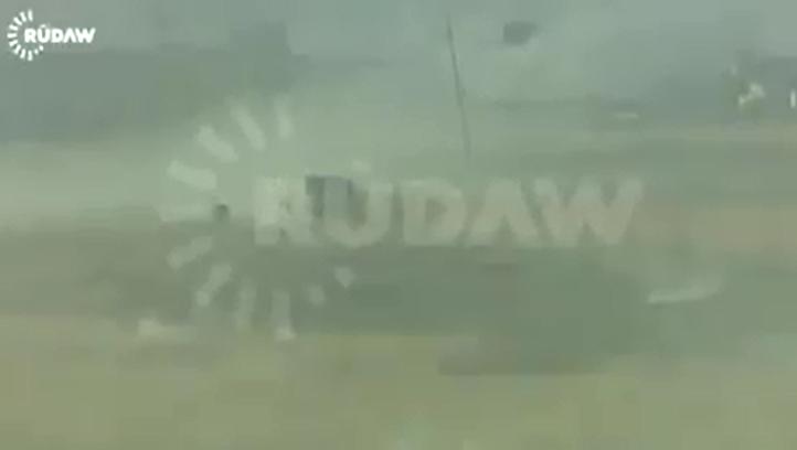 VİDEO | Musul'da IŞİD intihar saldırısı Rûdaw kamerasında