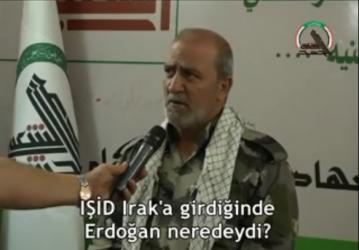 VİDEO | Kerkük Türkmenleri'nden Ebu Mustafa İmami: IŞİD Irak'a girdiğinde Erdoğan neredeydi?