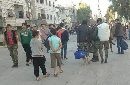 Suriye Ordusu'ndan bir zafer daha: 700 cihatçı İdlib'e gönderiliyor