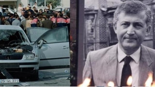 Ahmet Taner Kışlalı katledilişinin 17. yılında anıldı