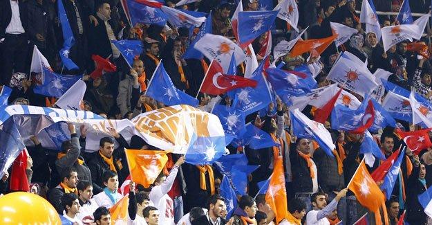 AKP silahlanıyor: Her parti yetkilisine ruhsat verilecek