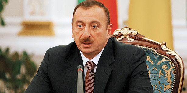 Aliyev: Suriye sınırında Rus uçağını dış güçler düşürdü