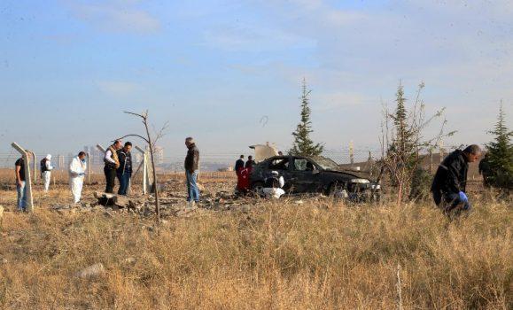 Haymana'daki patlama ile ilgili Ankara Valiliği'nden kimlik tespiti açıklaması