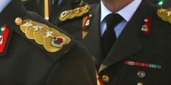 100'den fazla askeri hakime ihraç kararı