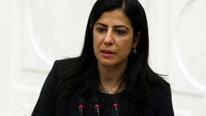 Eski BDP Batman Milletvekili Ayla Akat Ata tutuklandı!