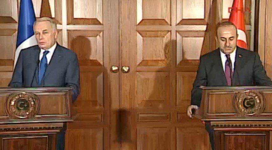 Fransız bakandan Çavuşoğlu'na: Bizde yargı bağımsızlığı var