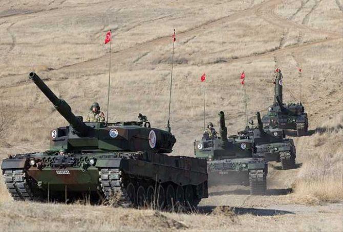 Uluslararası Koalisyon: Irak'taki Türk askerleri illegal