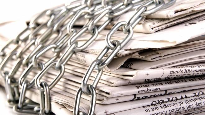 AKP'den basına darbe: Dava açılan gazetenin resmi ilanları kesilecek