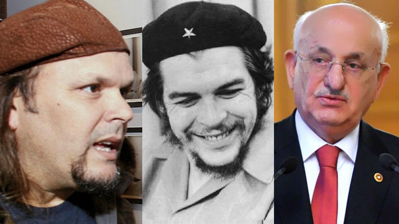 Che'nin oğlu Camilo'dan TBMM Başkanı'na yanıt