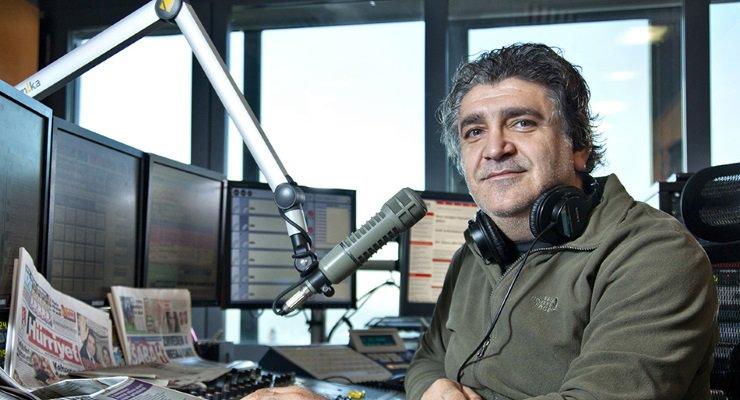 Radyocu Cem Arslan'a bıçaklı saldırı