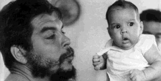 Che'nin oğlu İstanbul'da sergi ve panel düzenleyecek
