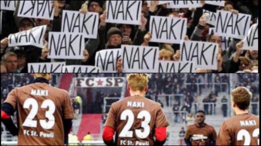St. Pauli'den Deniz Naki'ye destek