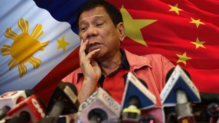 Ve Duterte Çin'e yakınlaşıyor