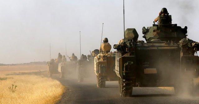 TSK, Afrin'e dönük operasyona hazırlanıyor