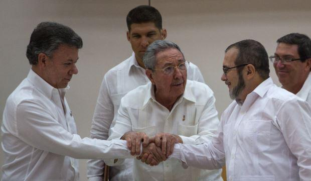 Kolombiya'da ateşkesin bitişi için tarih verildi: FARC'dan