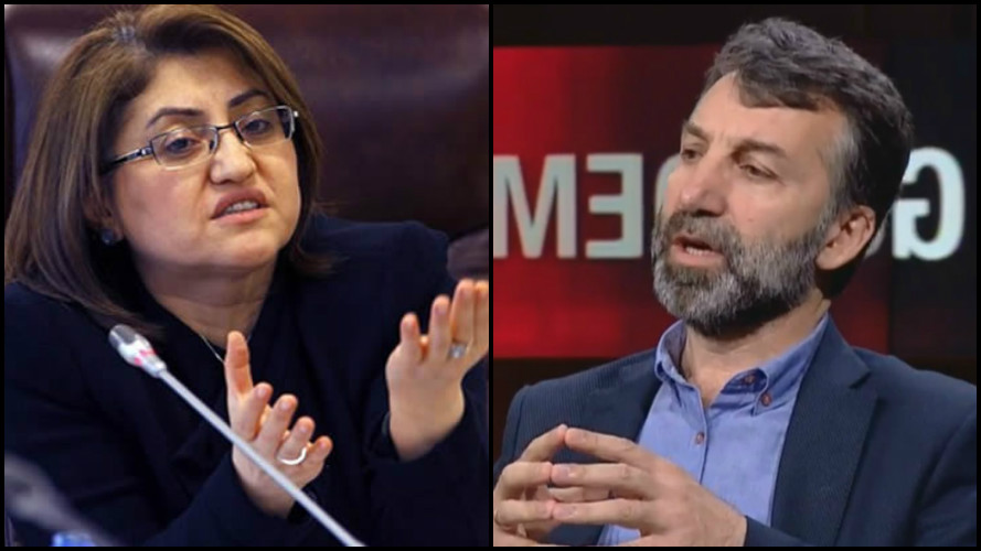 VİDEO | Kenan Alpay ve Fatma Şahin geçen haftaki sözlerini hatırlıyorlar mı?