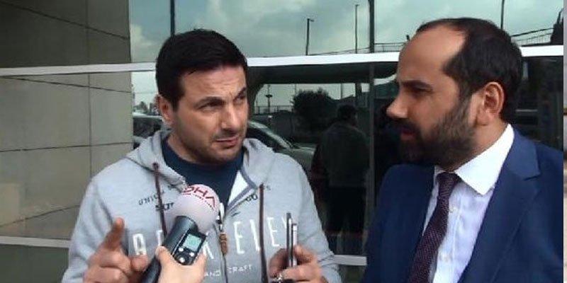 Davut Güloğlu küfrünü savundu: 'S....rsin gitsin' küfür değil herkes söylüyor