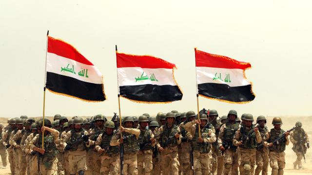 Iraklı milisler: Türk askeri çekilmezse savaşırız