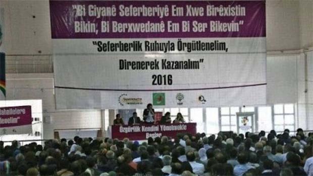HDP: Kürdistan halkından özür diliyoruz
