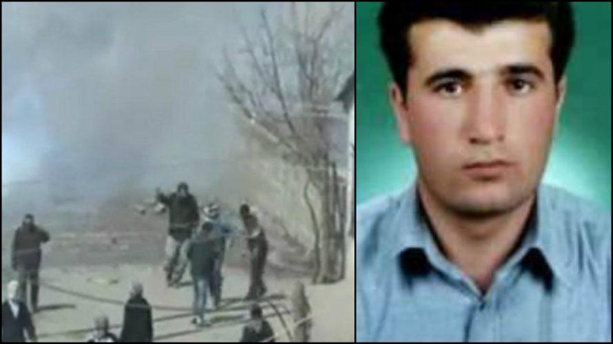 2008 yılında Yüksekova Newrozu'nda öldürülen İkbal Yaşar ile ilgili AİHM'den tazminat kararı