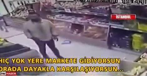VİDEO | Markette'doğru yürü' dayağı: 51 yaşındaki kadını tanınmaz hale getirdiler