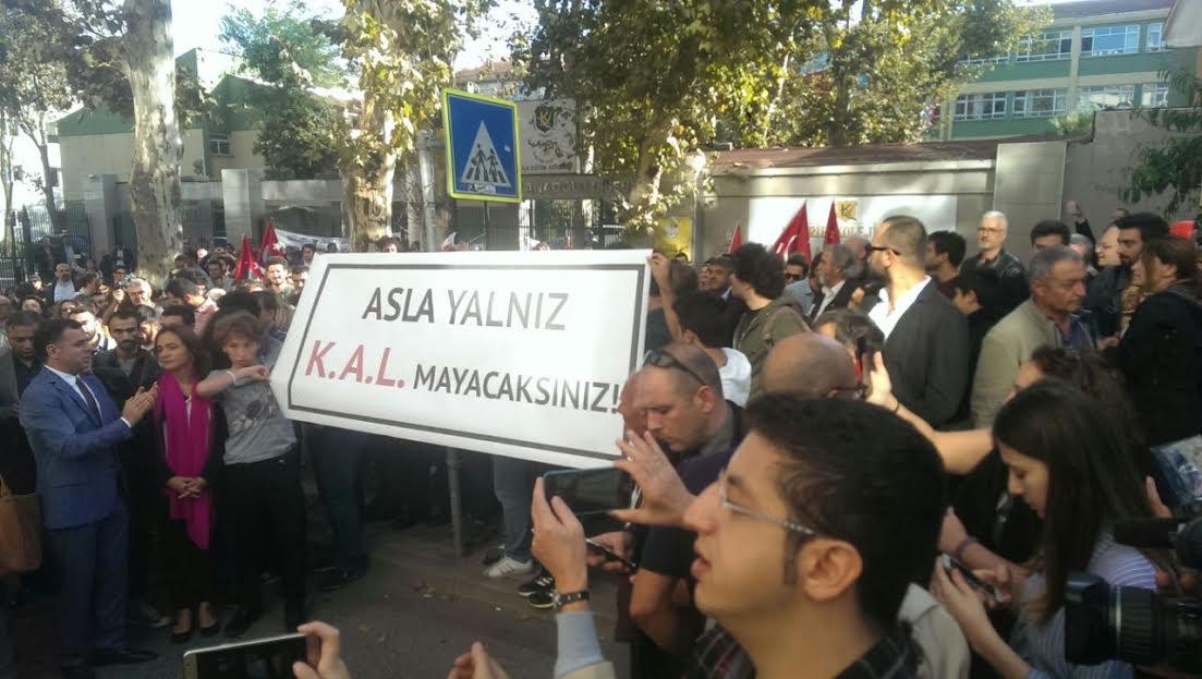 VİDEO | Kadıköy Anadolu Lisesi'nde