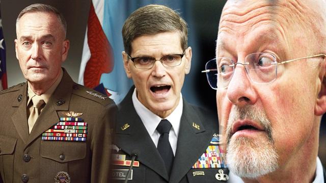 Savcılıktan ABD'li komutanlar hakkında karar!