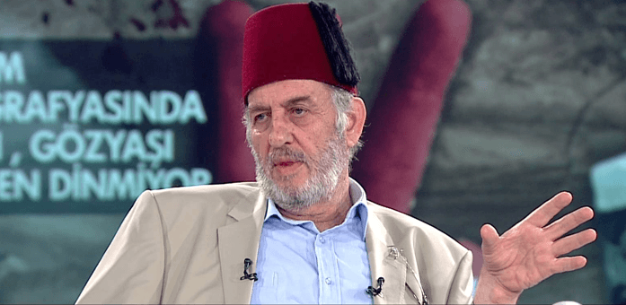 VİDEO | 'Saray tarihçisi'nin Kurtuluş Savaşı üzüntüsü: Keşke Yunan galip gelseydi, ne hilafet yıkılırdı...