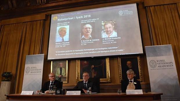 Nobel Fizik Ödülü'nün sahipleri belli oldu